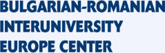 Bulgarian-Romanian Interuniversity Europe Center - BRIE